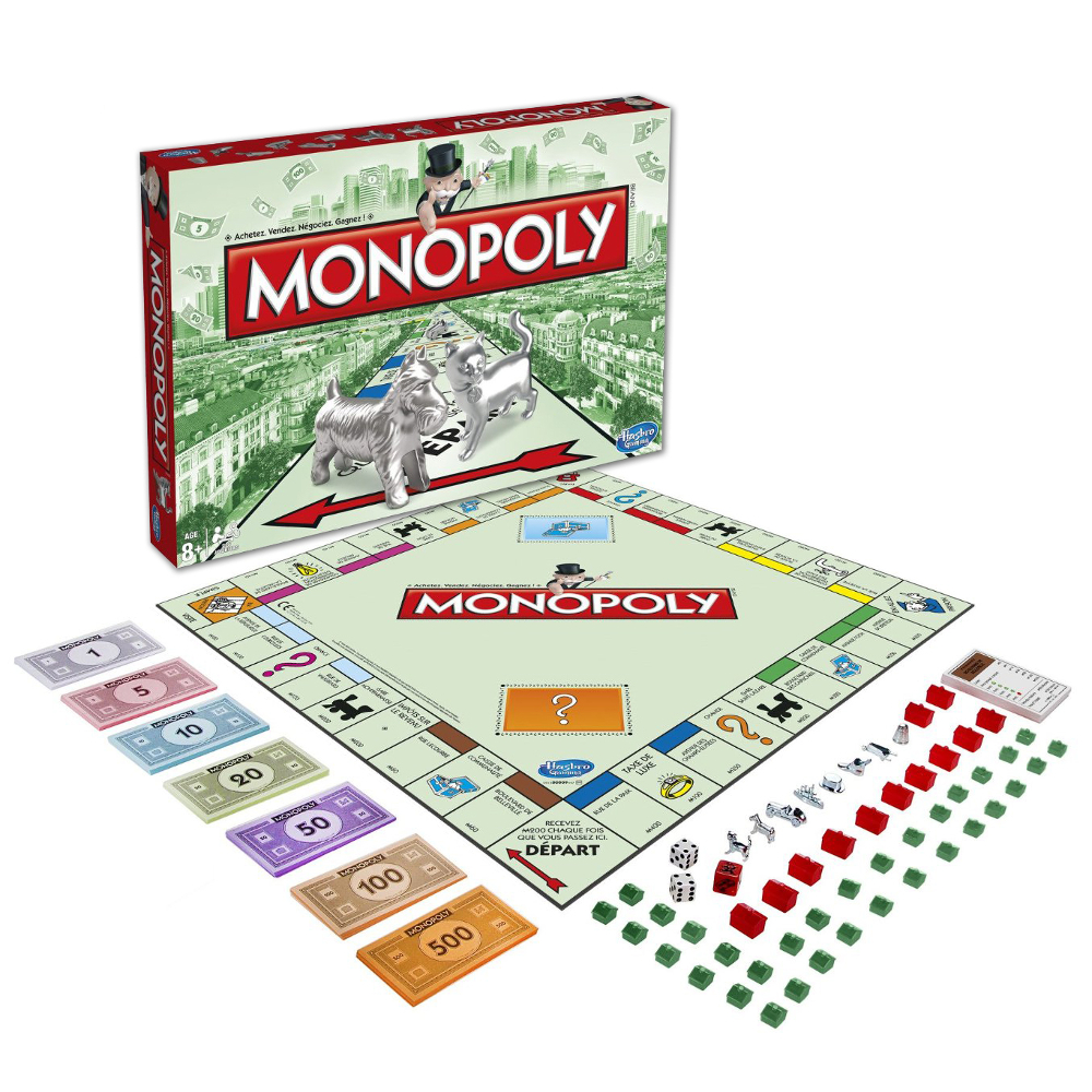 monopoly nintendo dition collector monopolymania. Black Bedroom Furniture Sets. Home Design Ideas